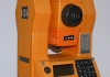 Total station Geodimeter 510. Accuracy 3´´( 10cc). 1 prism range 2500m, internal memory for 5000 points. 2x accu, charger, transform software.